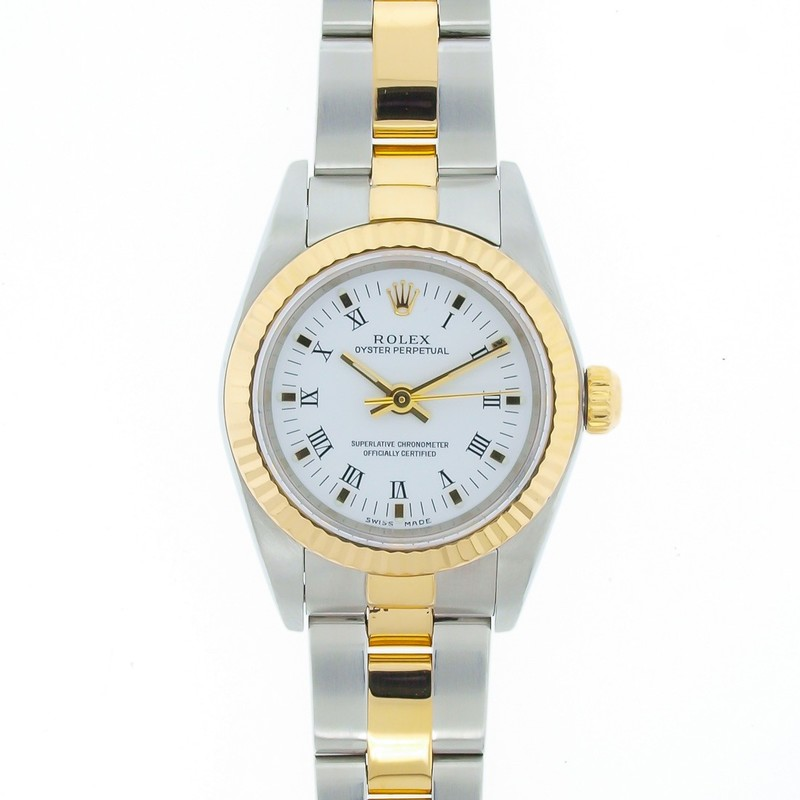 Lady's Oyster Perpetual Rolex
