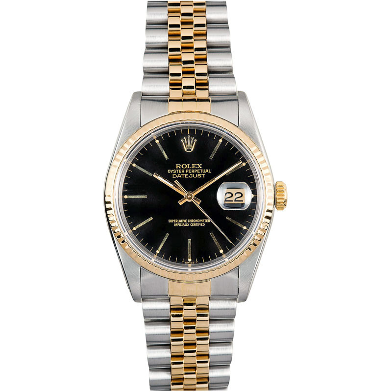 Rolex Two-Tone Datejust