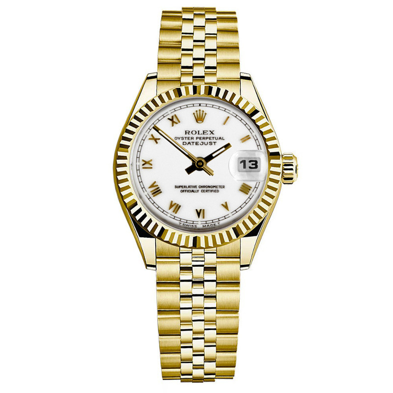 Lady's Presidential Datejust Rolex