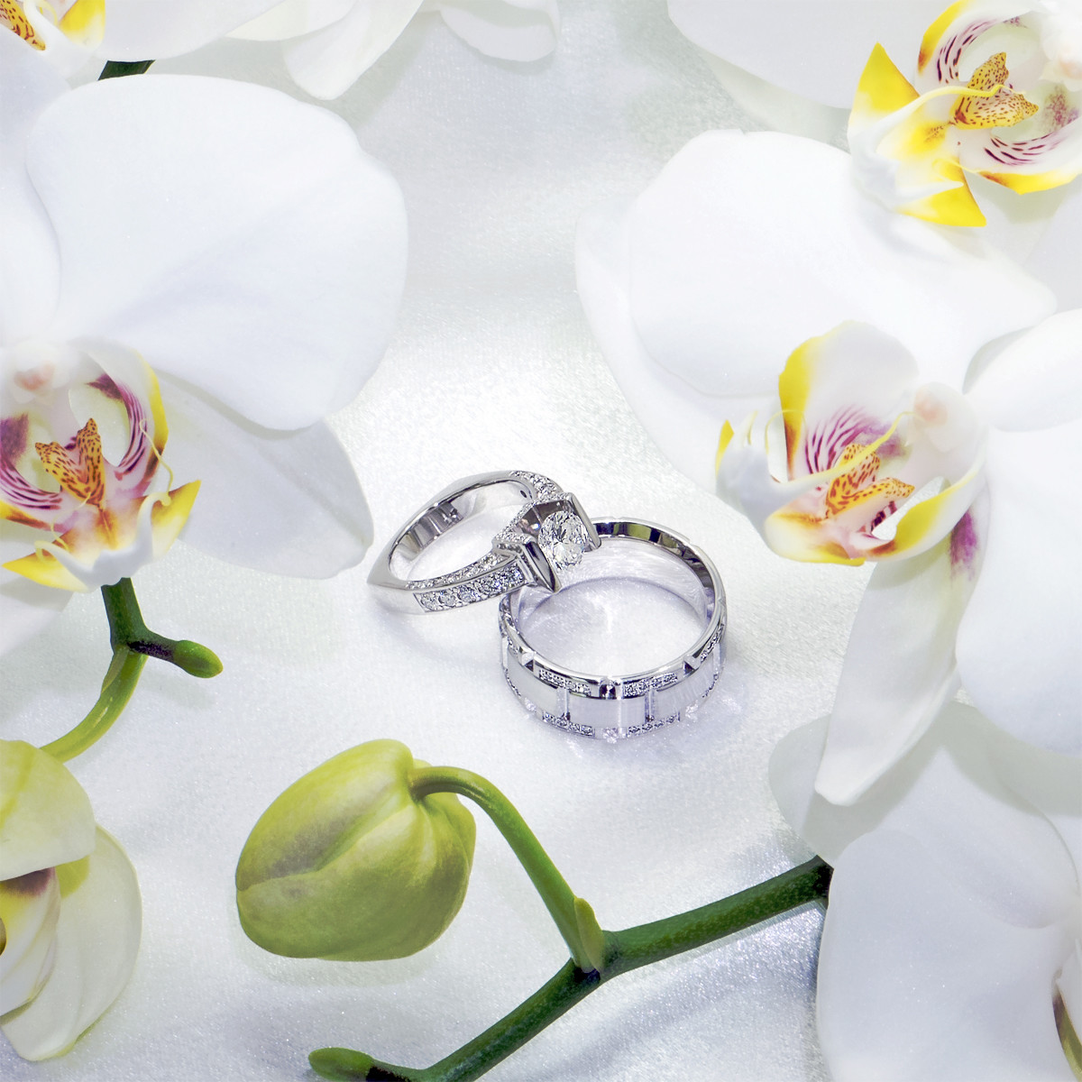 Engagement | Philippe Medawar: Custom Jewelry Design and Master ...