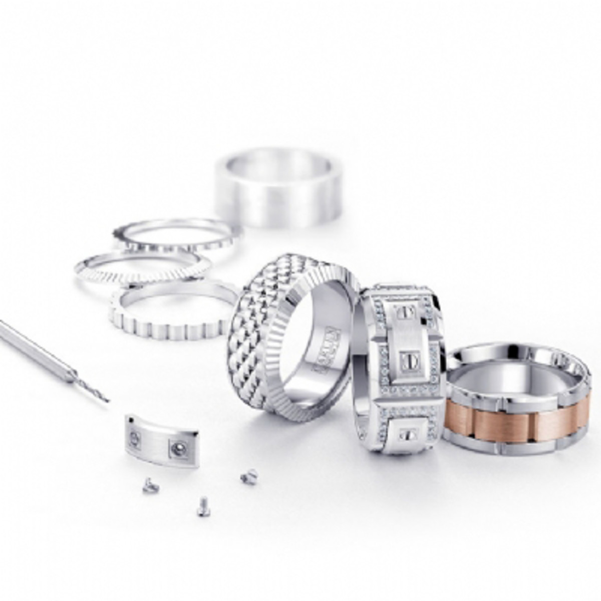Sport Wedding Bands